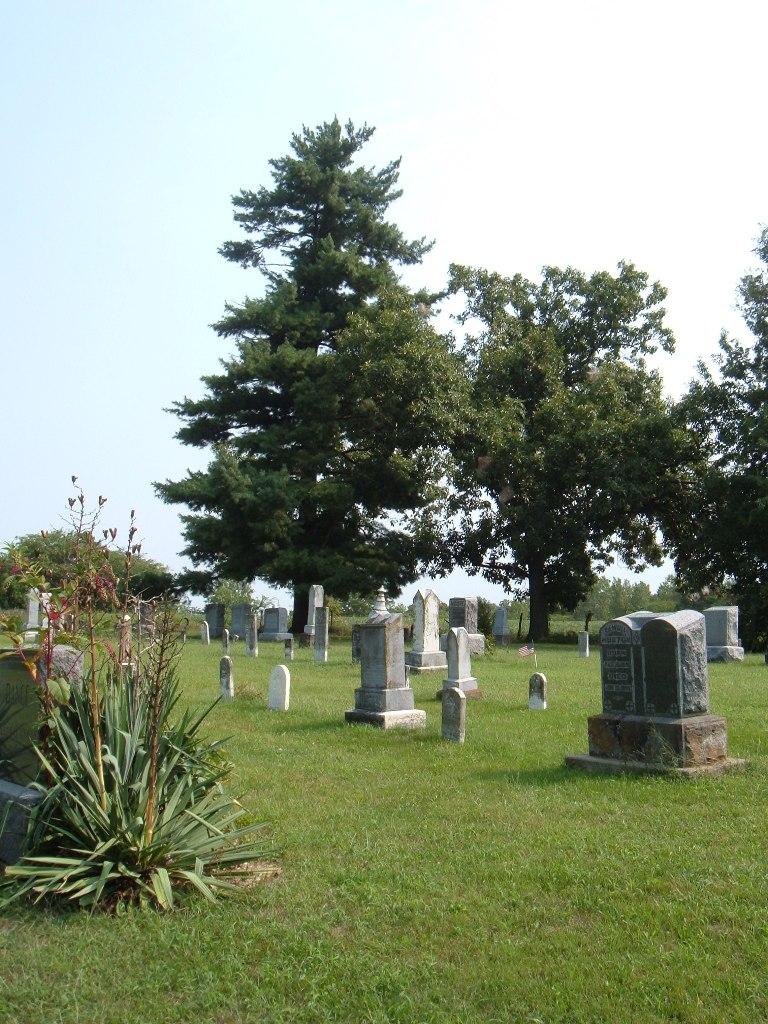 Edinburg Baptist Church Cemetery