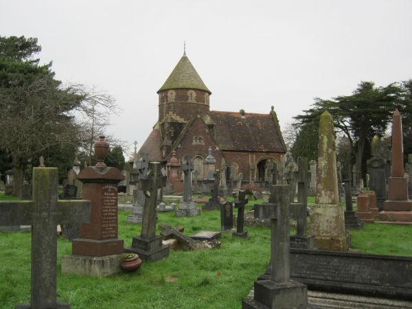 Saint Woolos Cemetery