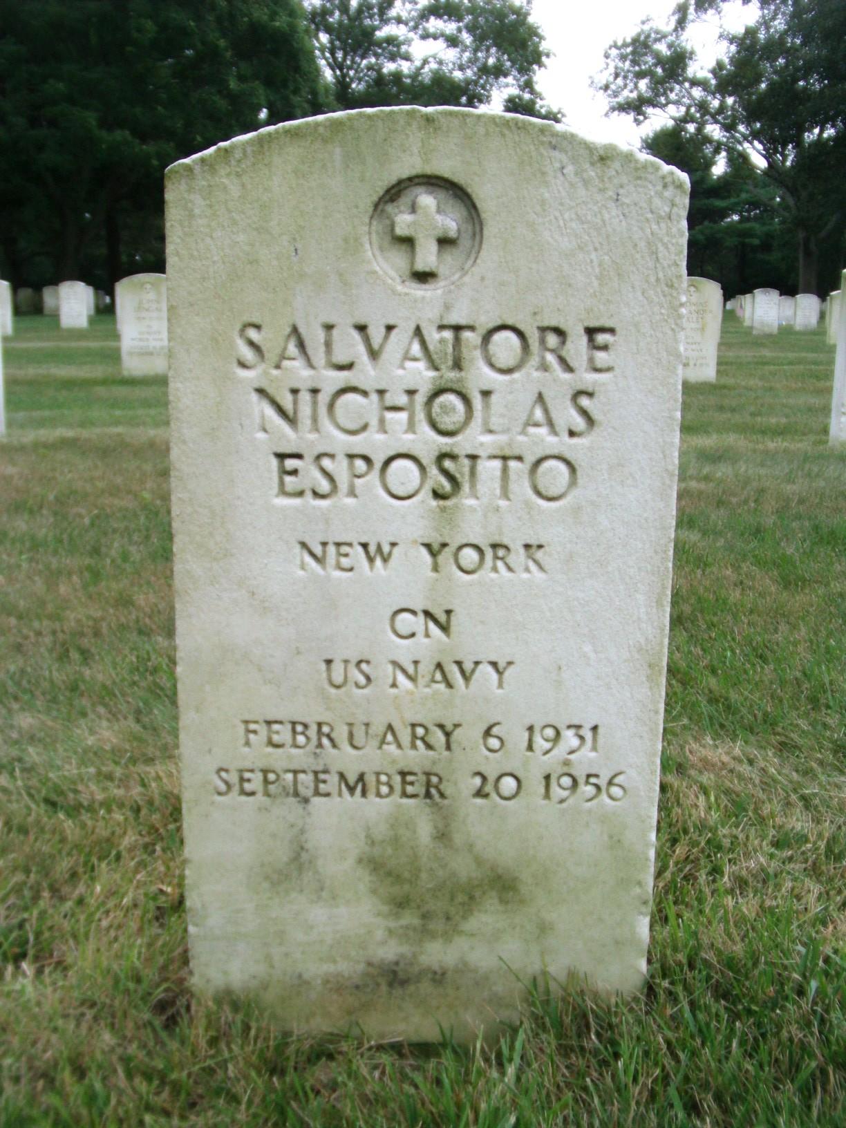 Salvatore Nicholas Esposito