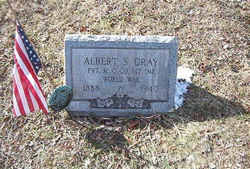 Albert Stewart Gray