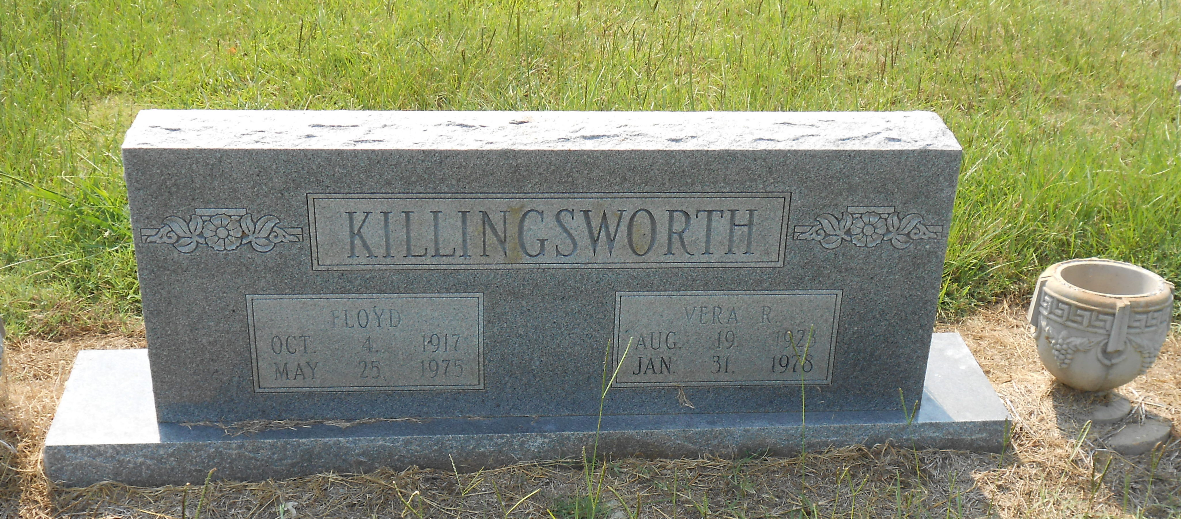 Vera <i>Robinson</i> Killingsworth