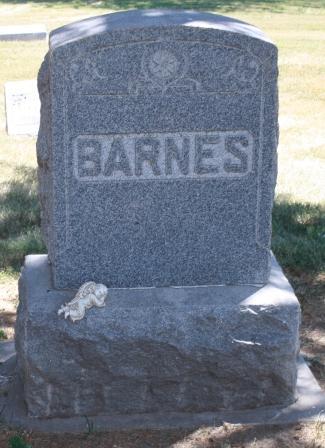 Edward H Barnes