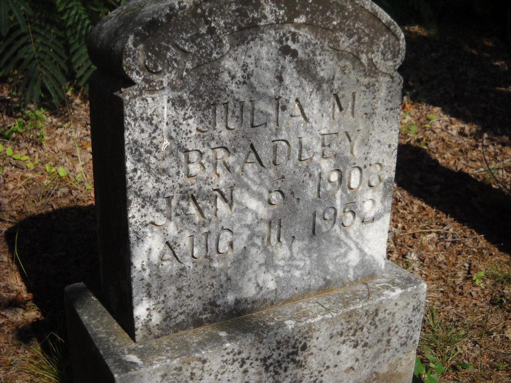 Julia M. Bradley