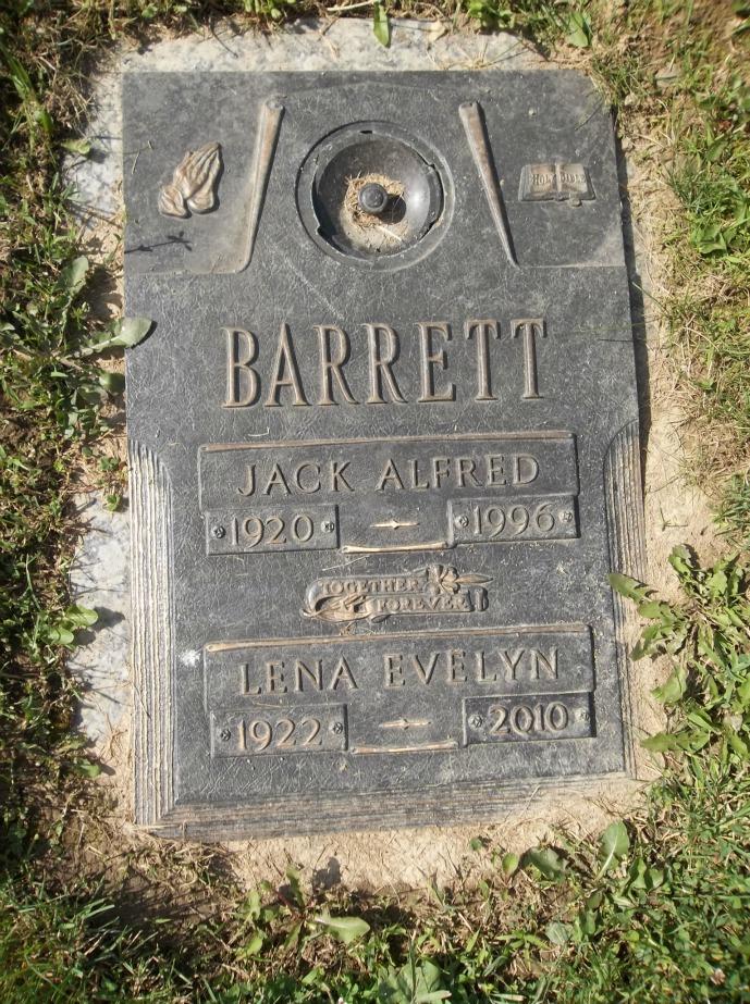 Lena Evelyn <i>McCracken</i> Barrett
