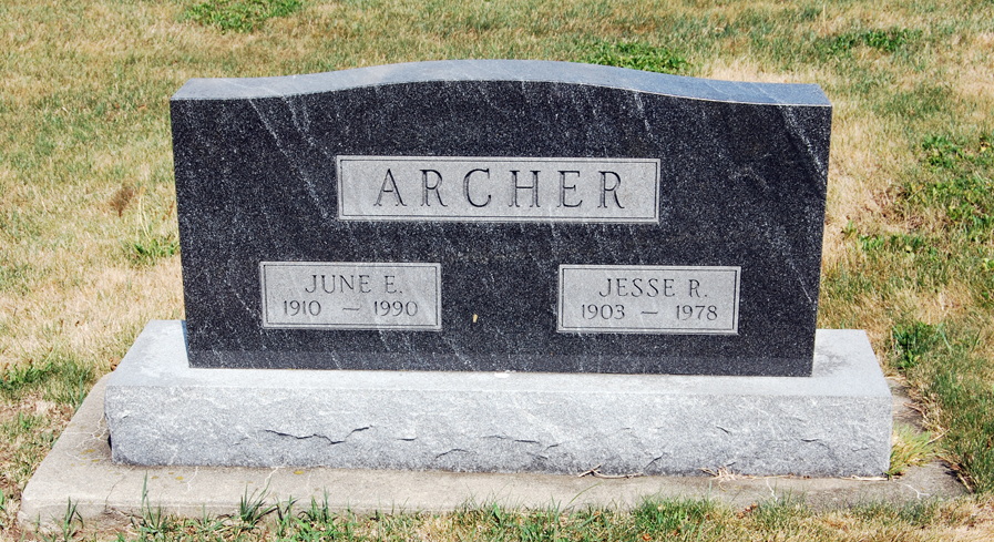 Jesse R Archer