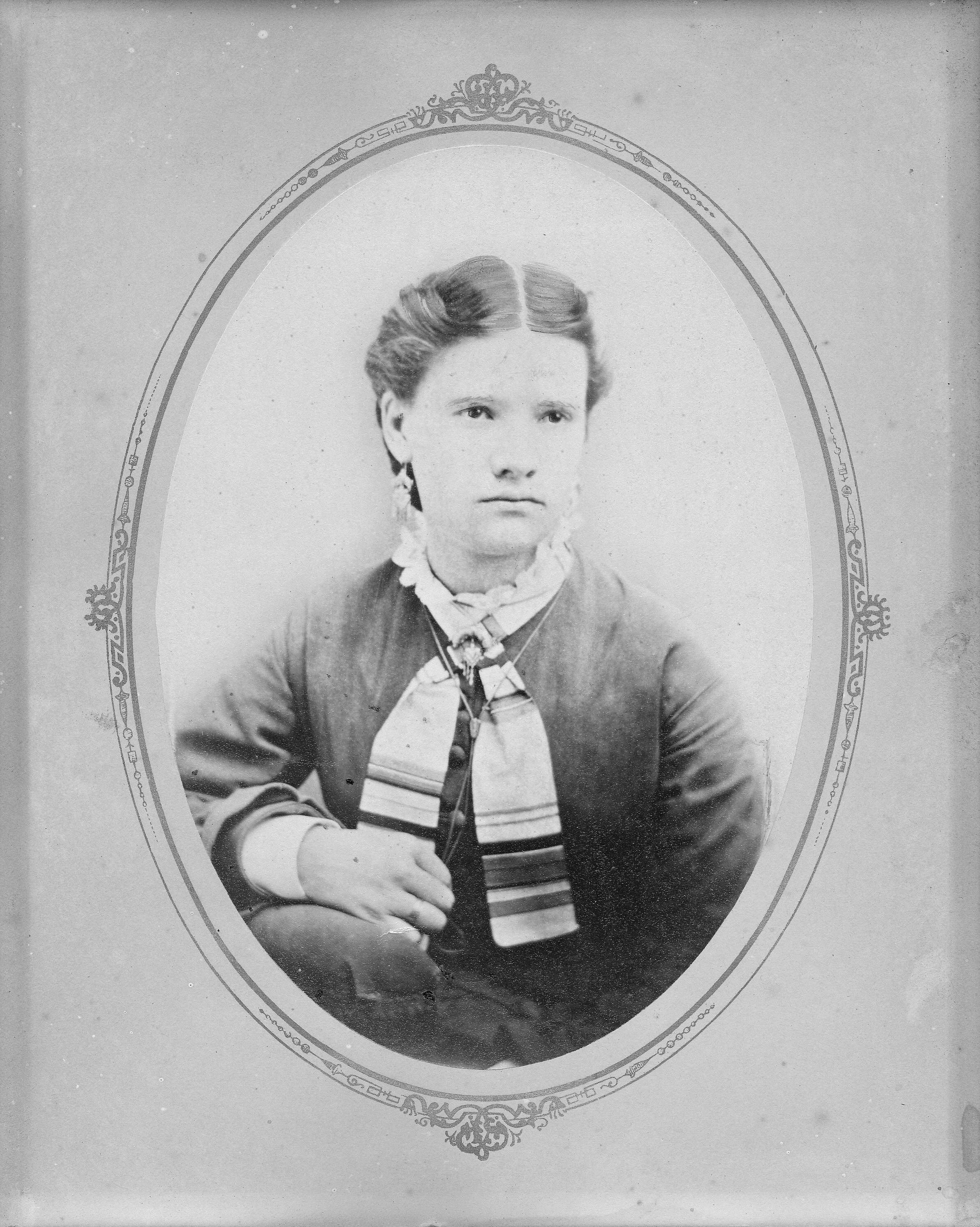 Caroline Amelia <i>Tiefenthal</i> Schumann