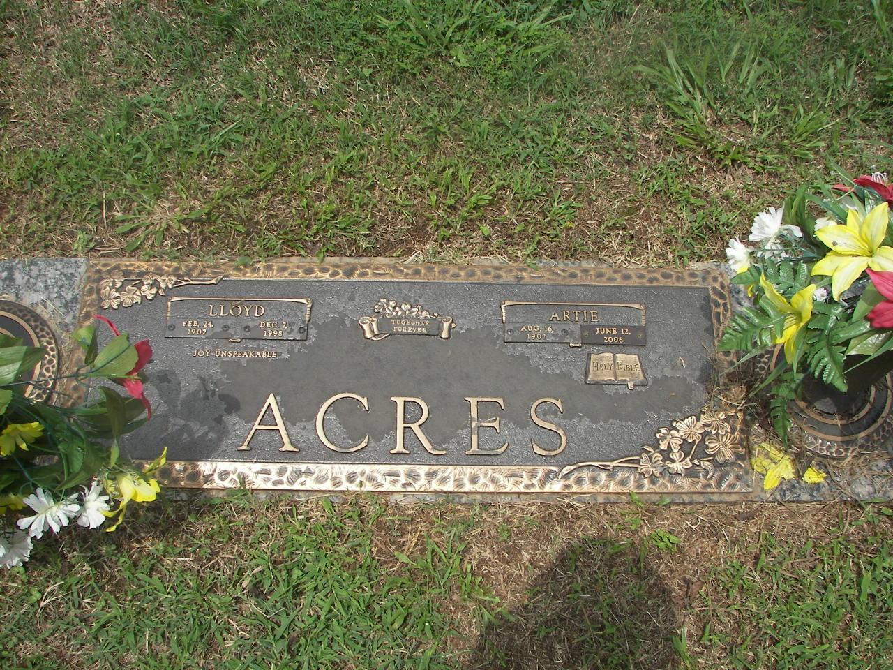 Artie Acres