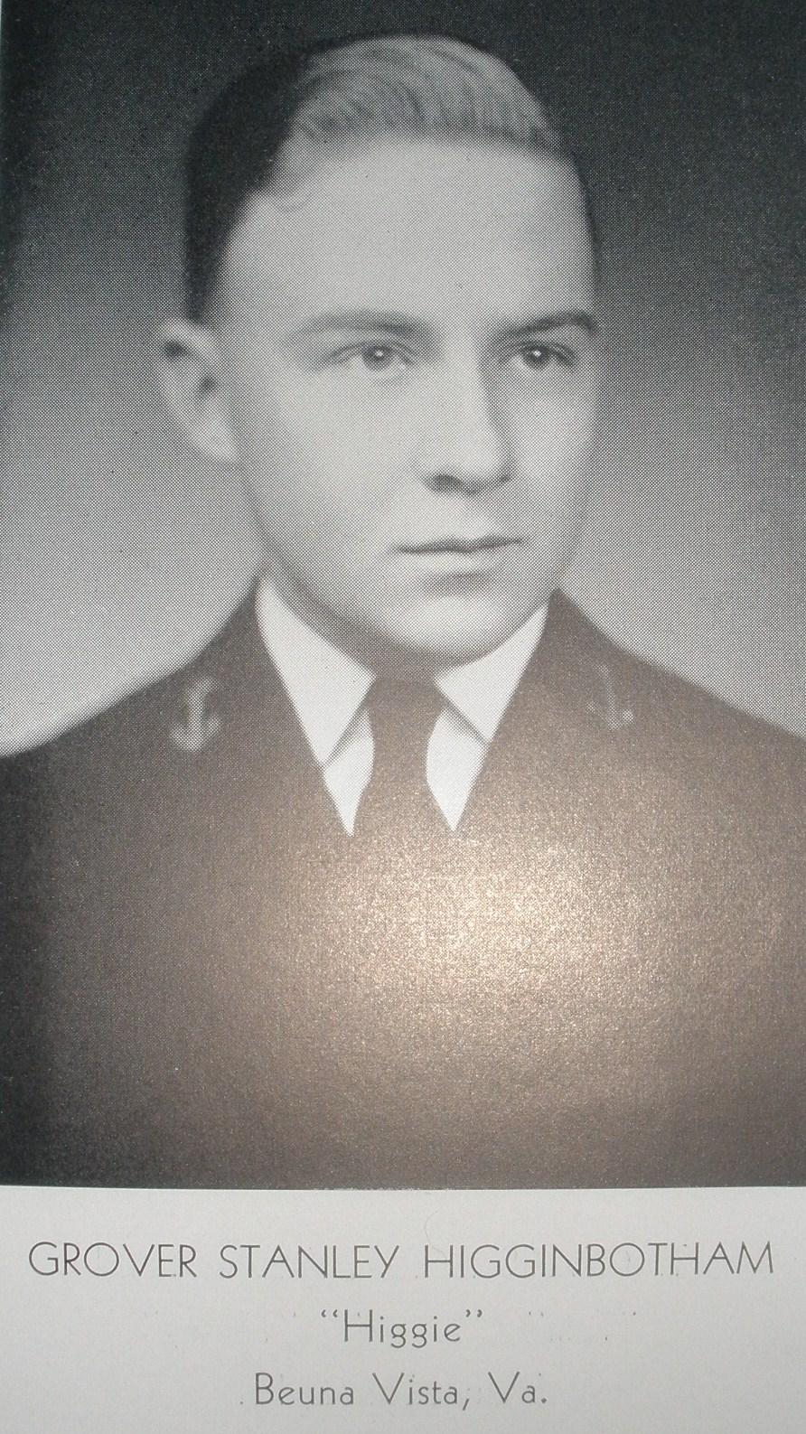 CPT Grover Stanley Higginbotham