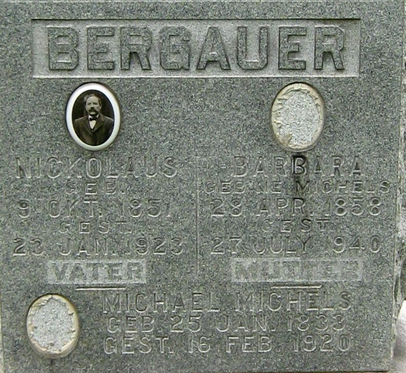 Barbara <i>Michels</i> Bergauer