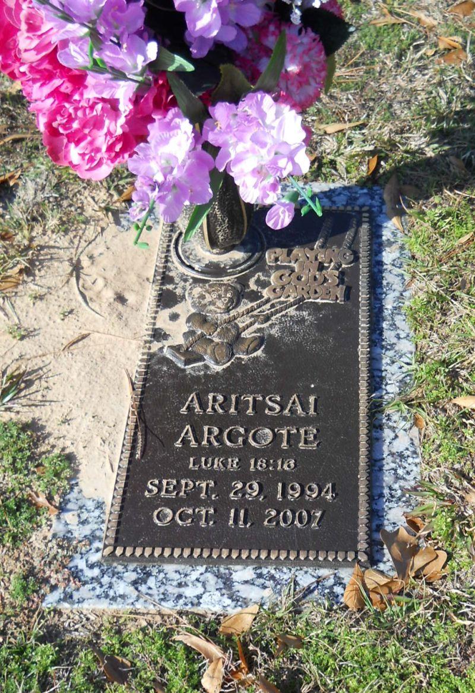 Aritsai Argote