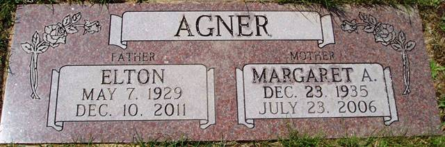 Elton Meryl Agner