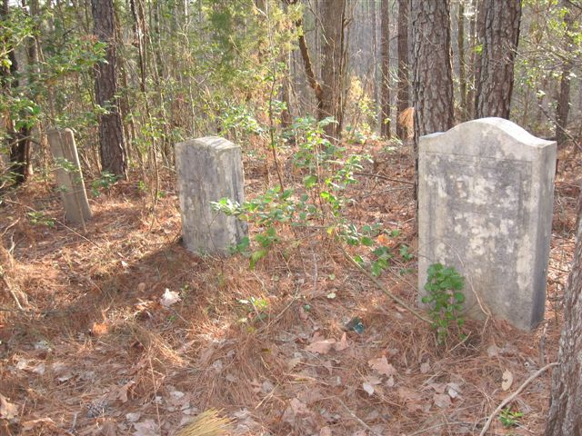 Buck Wright Family Cemetery