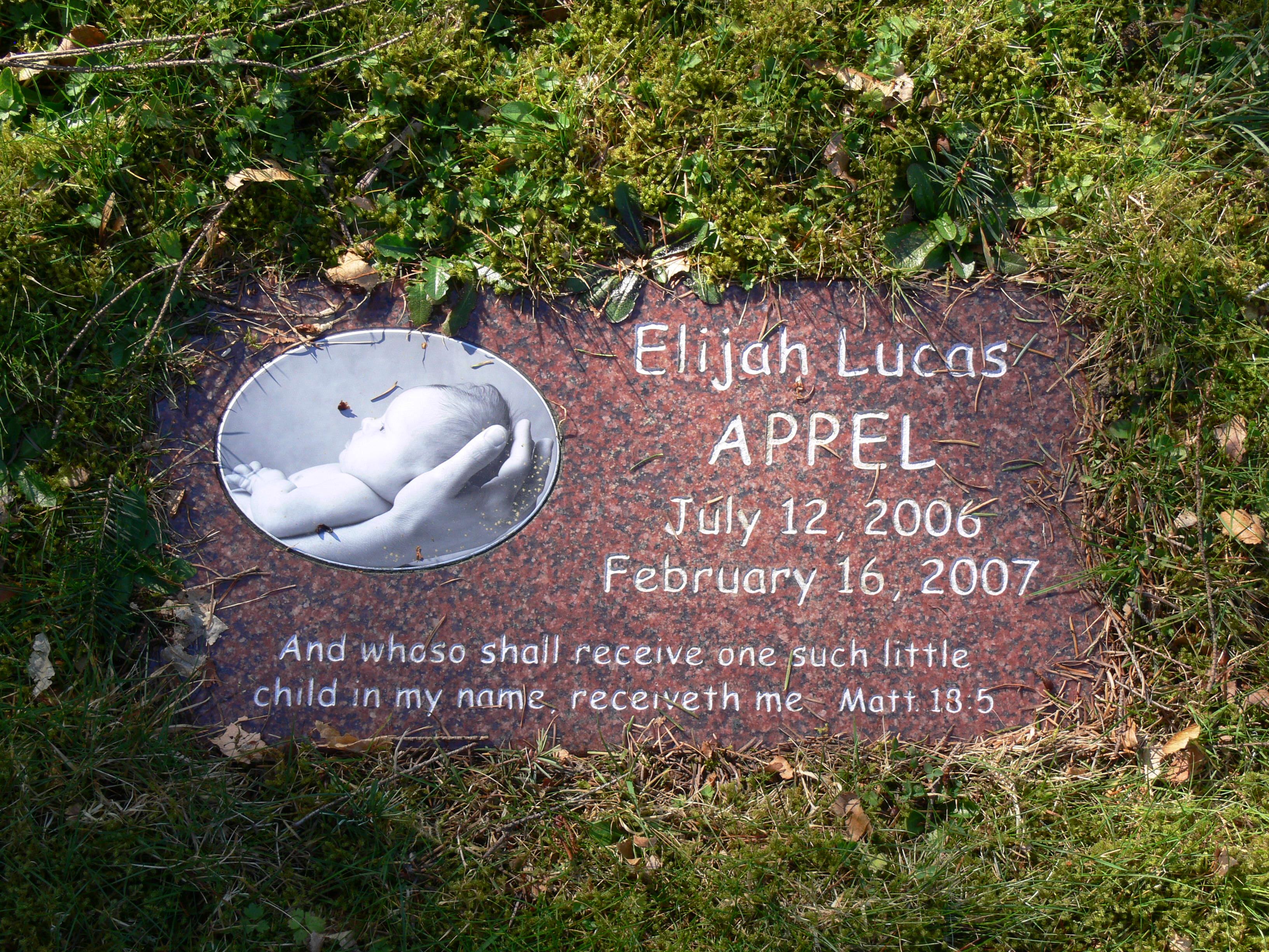 Elijah Lucas Appel