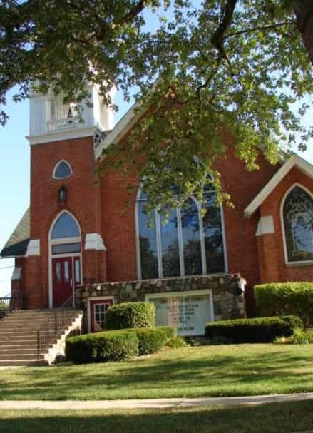Reading Methodist Cemetery