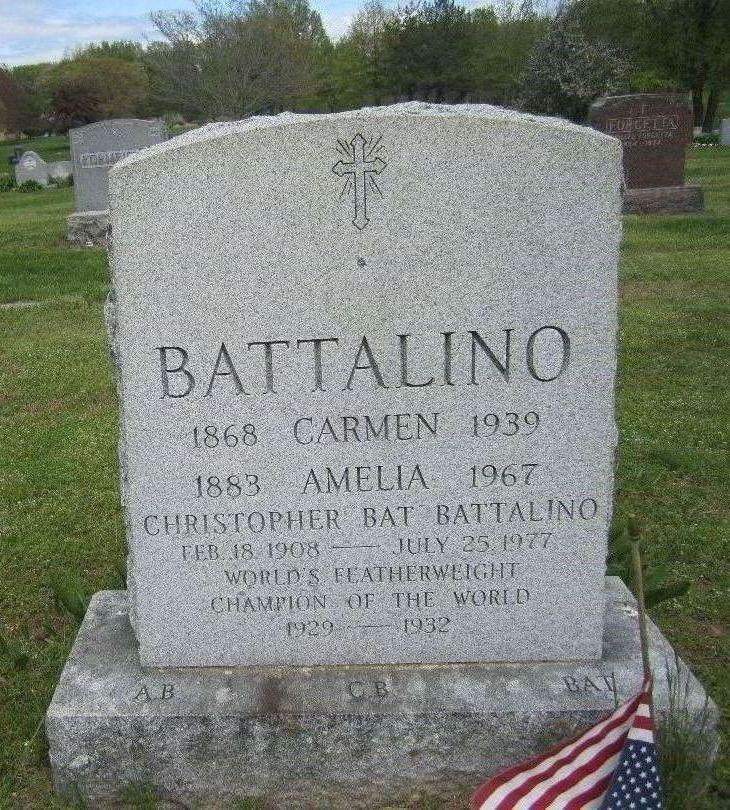 Christopher Battling Battalino
