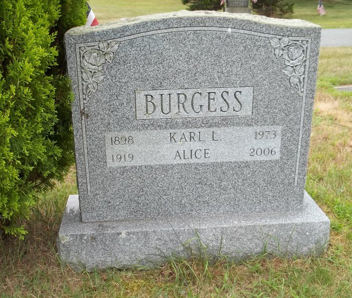 Karl Lincoln Burgess