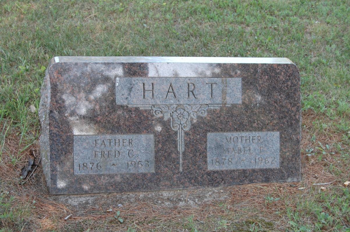 Mabel E. <i>Snyder</i> Hart