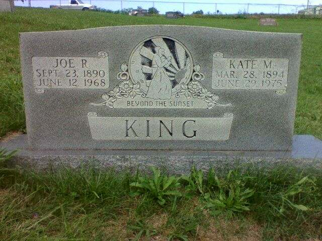Kate <i>Reece</i> King