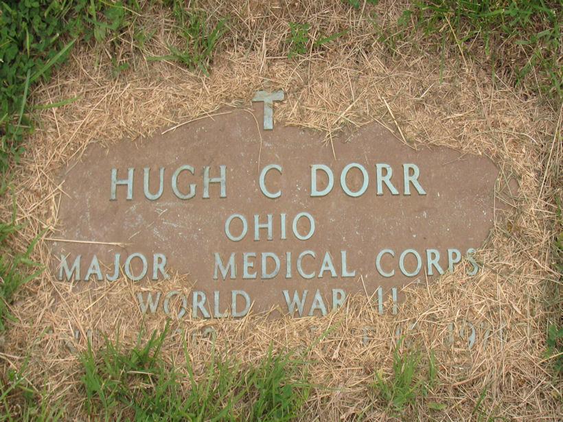 Dr Hugh Carlton Dorr