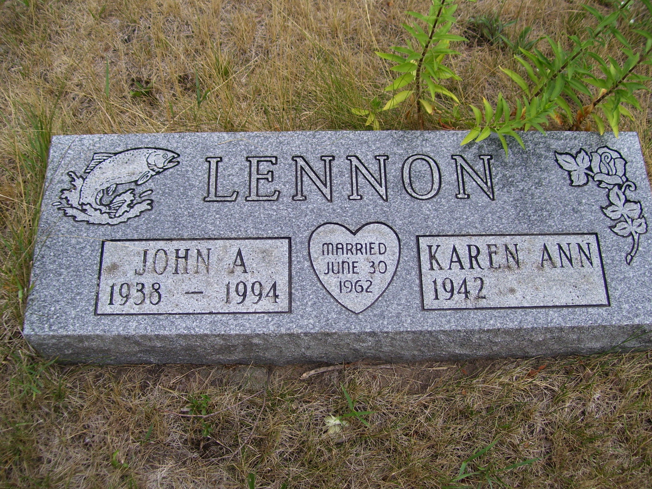 John Alfred Lennon 1938 1994 Find A Grave Memorial