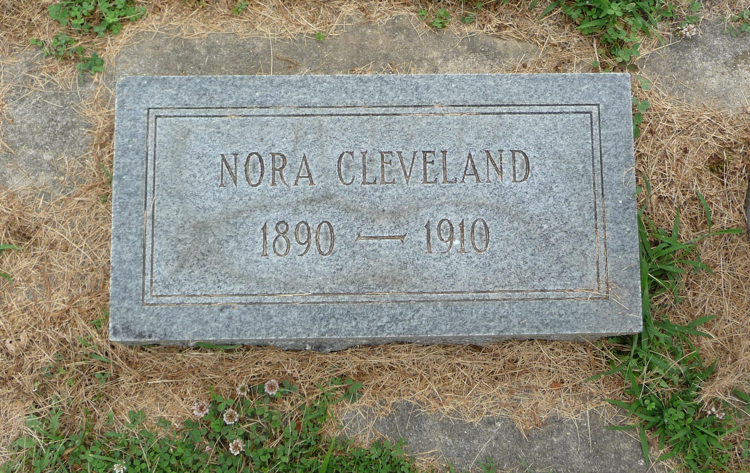 Elnora Nora <i>Goad</i> Cleveland
