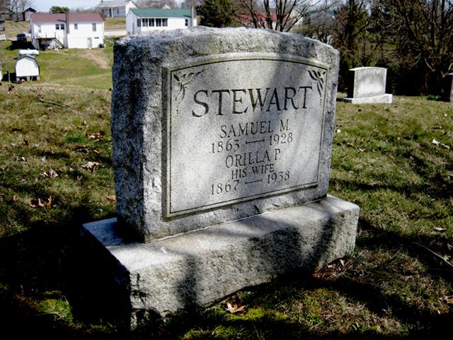 Samuel M. Stewart