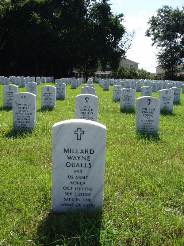 Millard Wayne Qualls