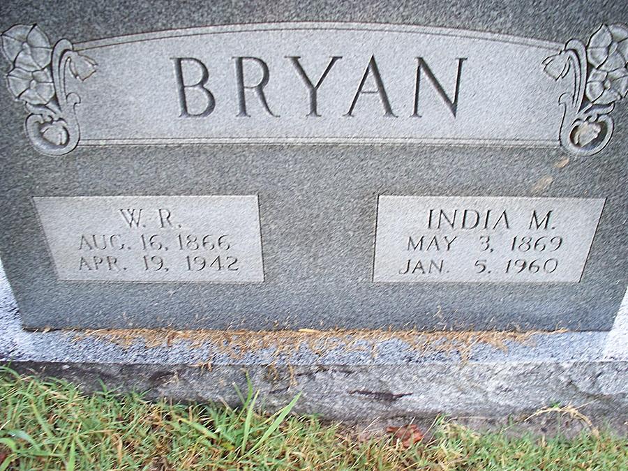 Indiana Mariah India <i>Tate</i> Bryan