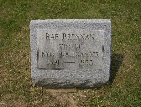 Rae <i>Brennan</i> Alexander