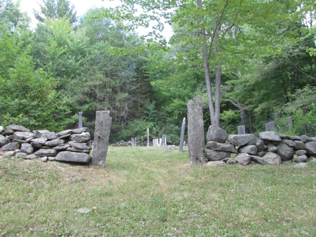 Wardsboro Road Cemetery