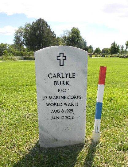 Carlyle Carl Burk