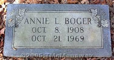 Annie L. Boger