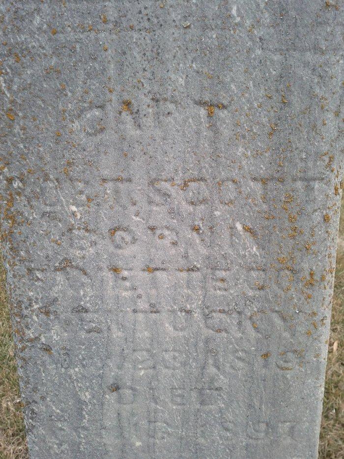 Capt Robert Scott