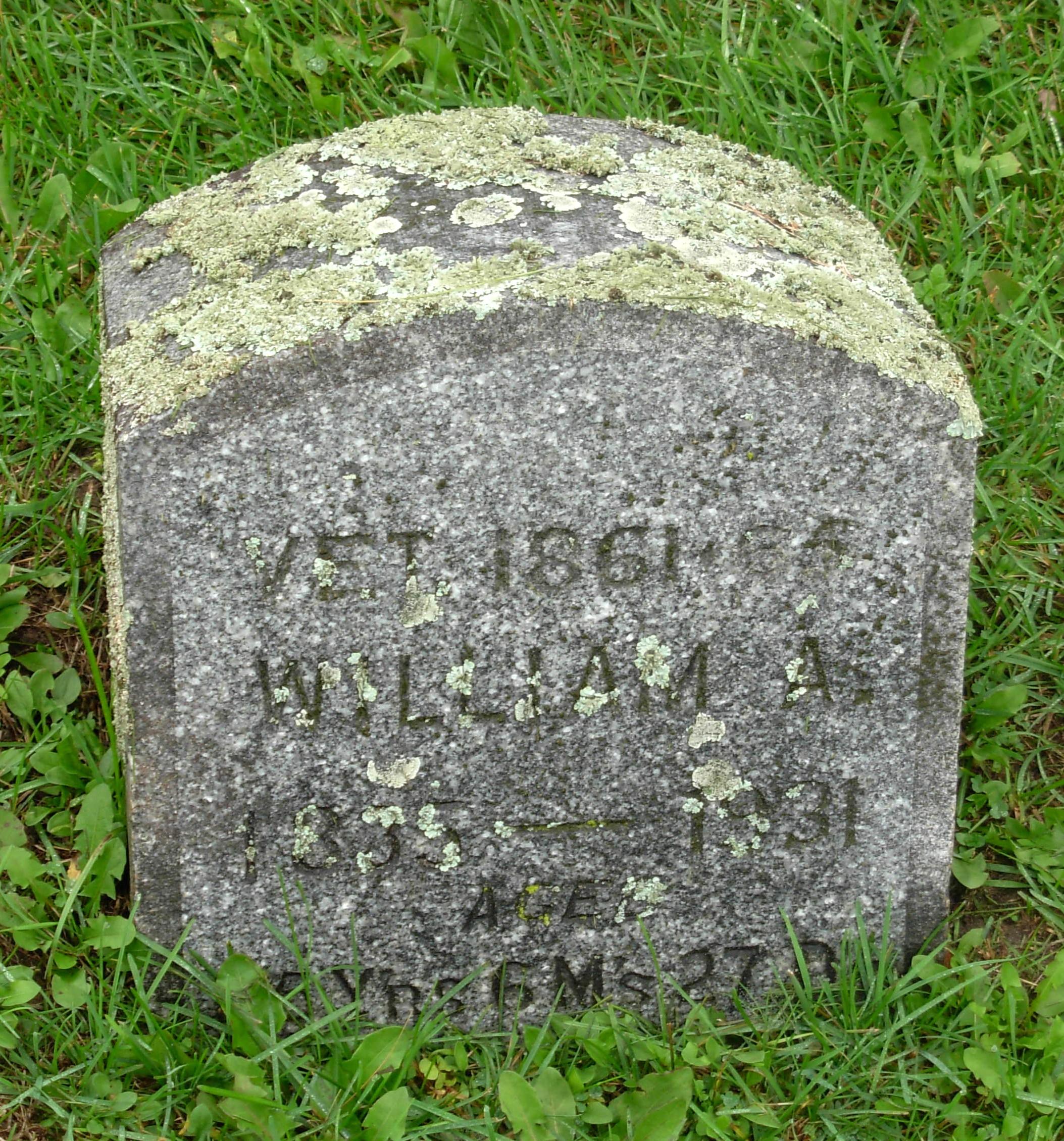 William A. Sholes