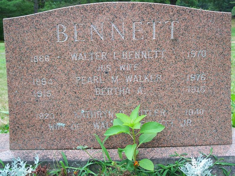 Kathryn R. <i>Butler</i> Bennett
