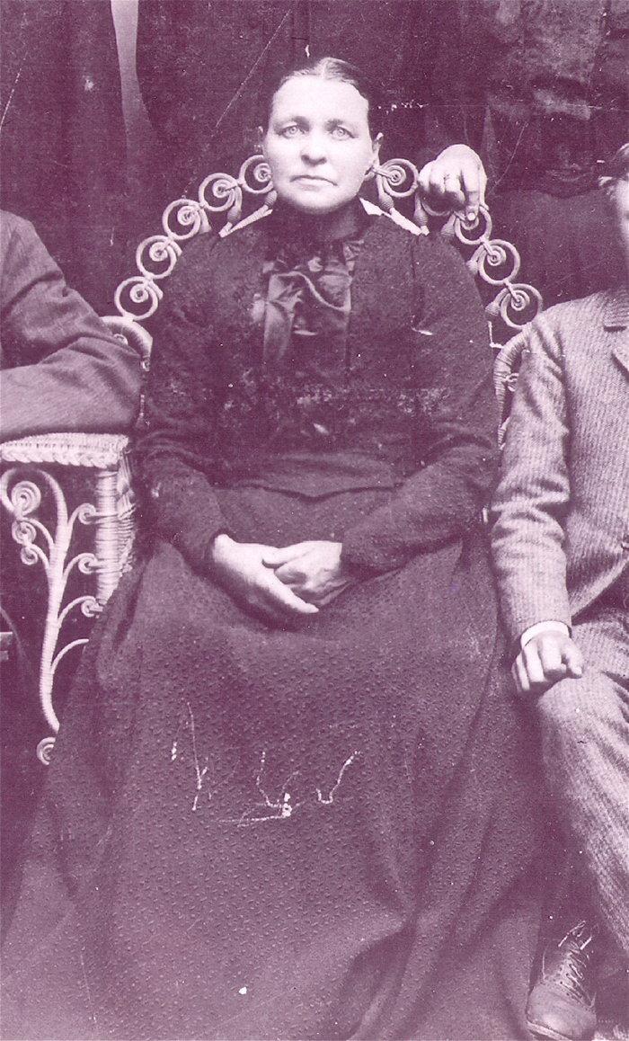 Bertha <i>Koch</i> Aagaard