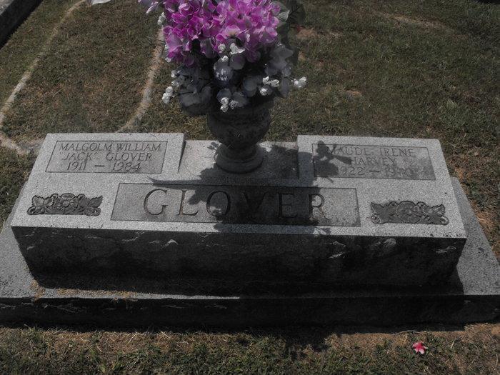 Maude Irene <i>Harvey</i> Glover