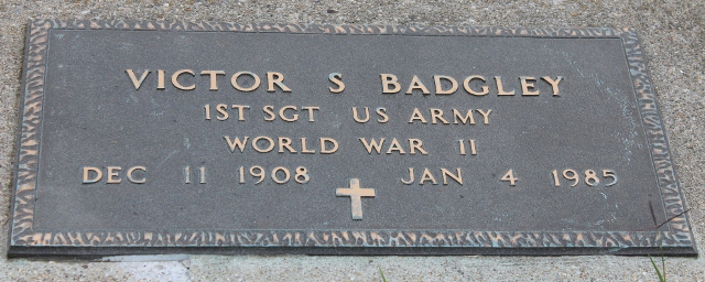 Victor Staten Badgley