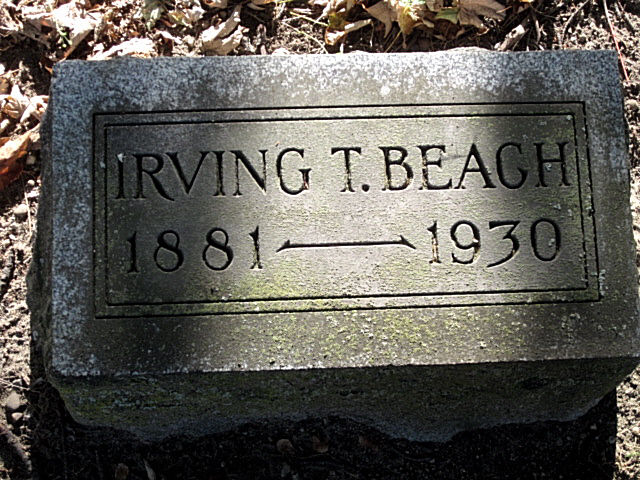 Irving T Beach