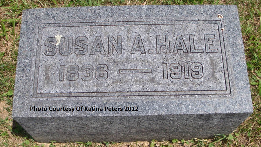 Susan <i>Atchison</i> Hale