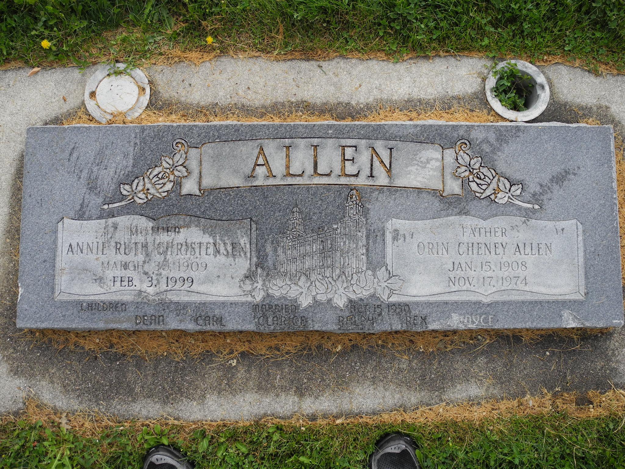 Orin Cheney Allen