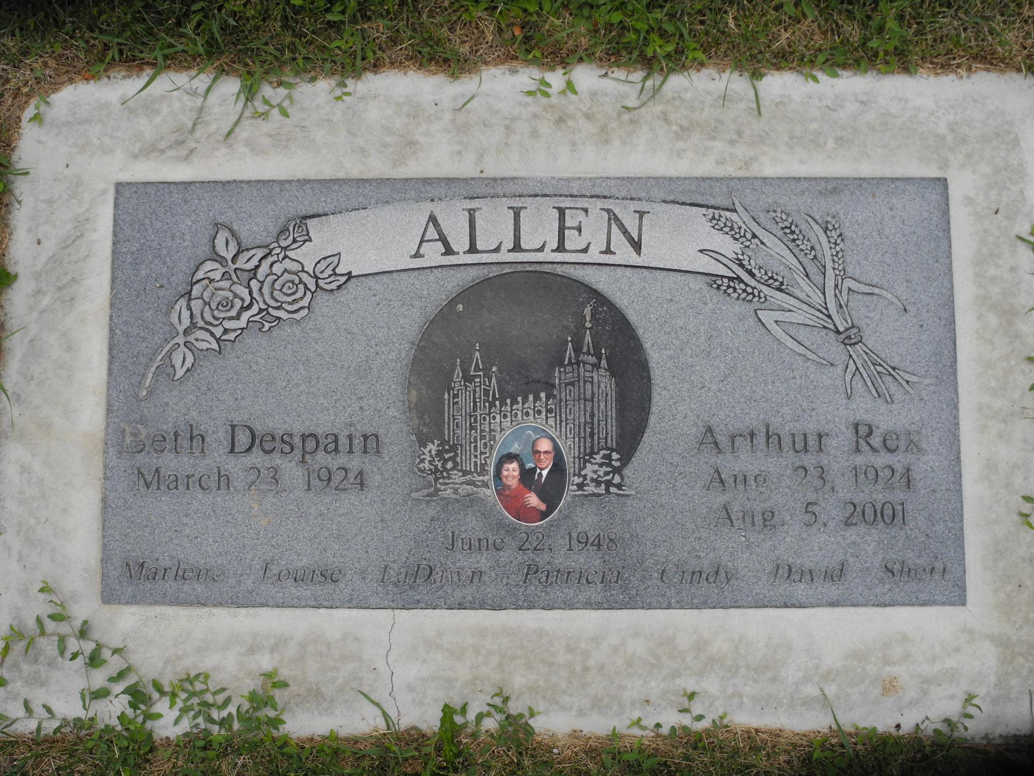 Arthur Rex Allen