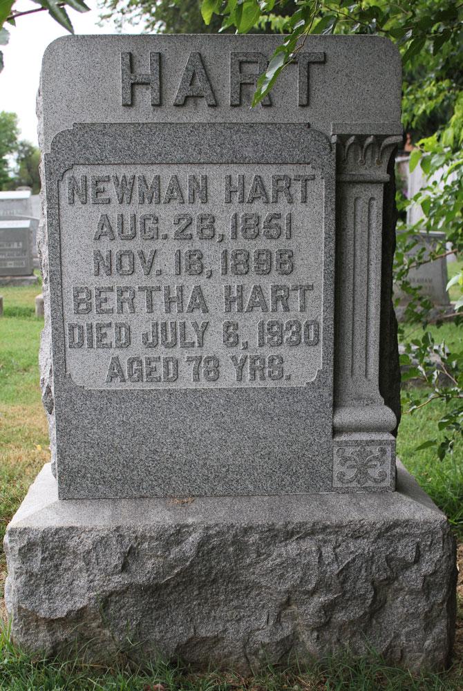 Bertha Hart