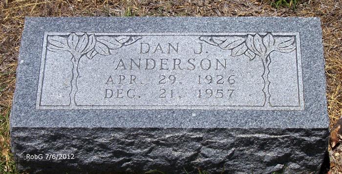 Dan Jayroe Anderson