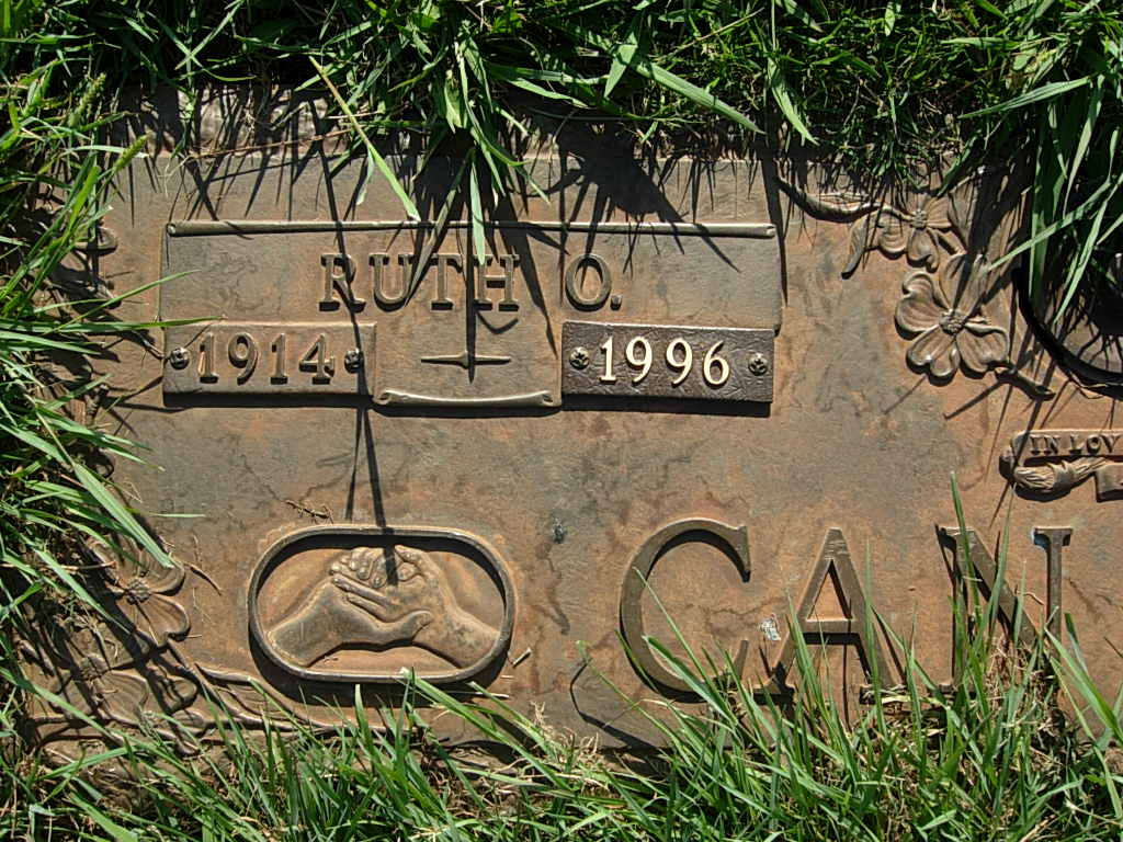 Ruth Oma <i>Walter</i> Cannon