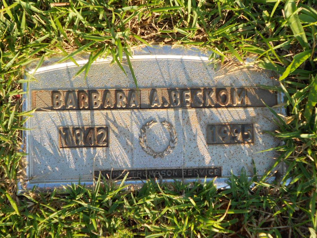 Barbara A Beckom