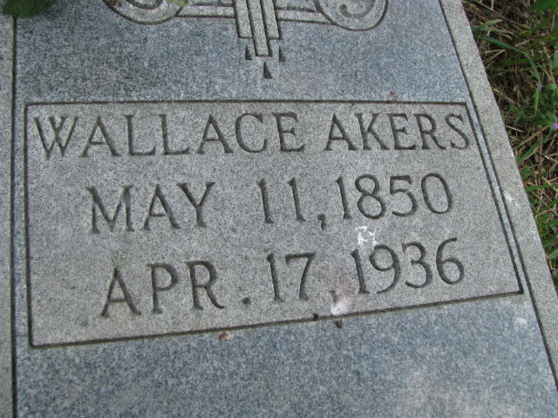 William Wallace Akers