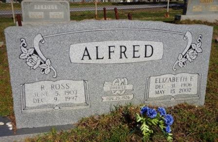 Robert Ross Alfred