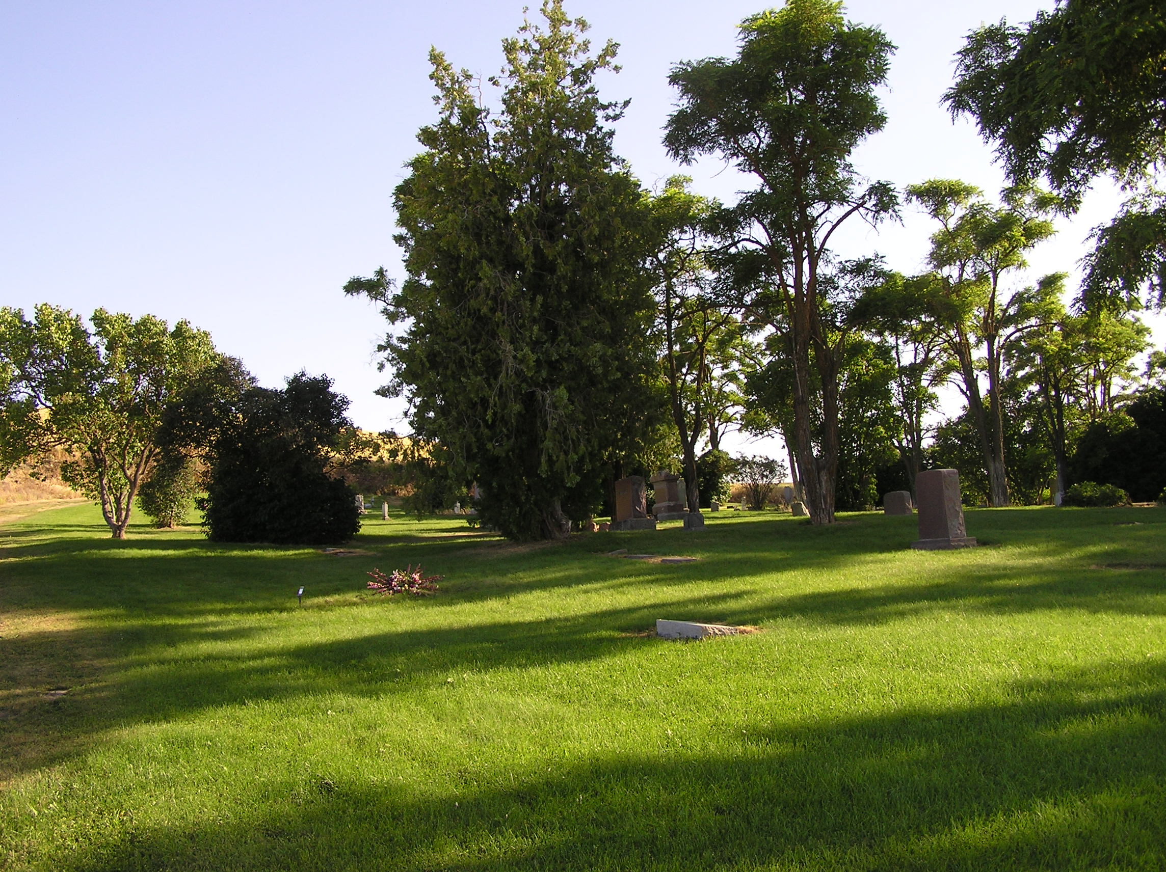 Edwall Cemetery