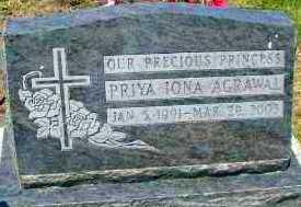 Priya Iona Agrawal